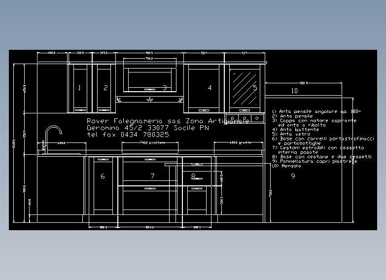 Rover Falegnameria - Mobili e arredamenti artigianali su misura